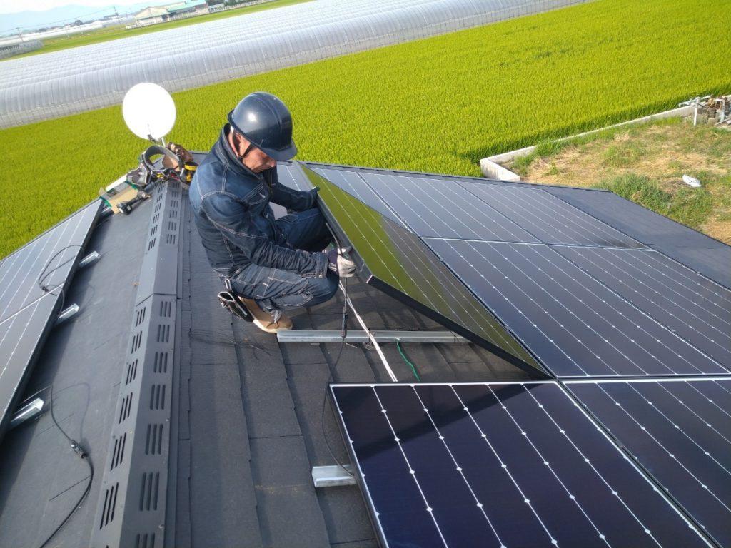 熊本県の太陽光発電設置工事・各種電気工事・メンテナンスは、株式会社HIGO電工(かぶしきがいしゃ ひごでんこう)へご相談ください。 TEL:096-273-7083